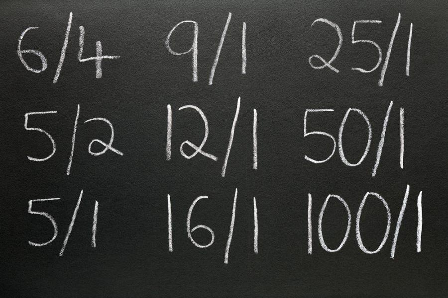 Como as apostas são calculadas?