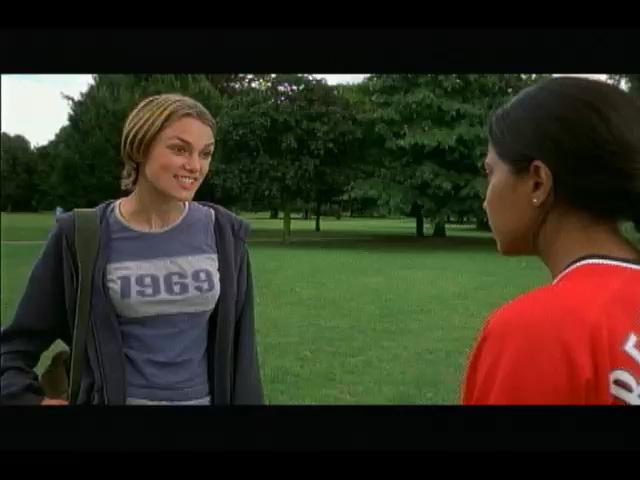 Comentários do filme dobrá-lo como Beckham