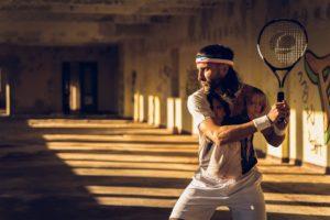 Como aprender a jogar tênis, ou a partir do zero por Nadal